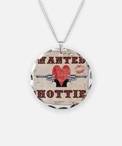 wanted_hottie Necklace