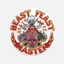 "beast-feast2-T 3.5"" Button"