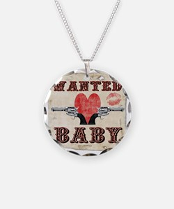 wanted_baby Necklace