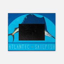 Atlantic Sailfish Picture Frame