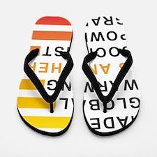 feb_power_grab_black Flip Flops