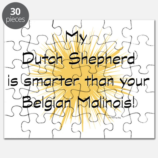 My Dutchie is smarter than your mali Puzzle