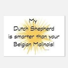 My Dutchie is smarter tha Postcards (Package of 8)