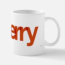 perry_transparent Small Small Mug