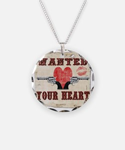 wanted_your_heart Necklace