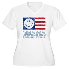 ObamaSmiles2012 T-Shirt