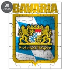 Bavarian Gold Puzzle
