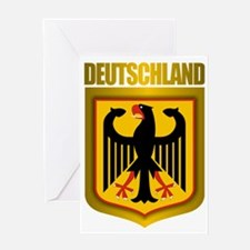 Deutschland Pride Greeting Card