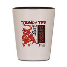 Year-of-the-Dragon Shot Glass