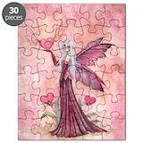 Valentine fairy Puzzles