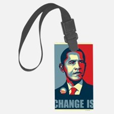 Obama - Change Is Luggage Tag