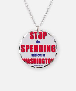 StopSpending Necklace