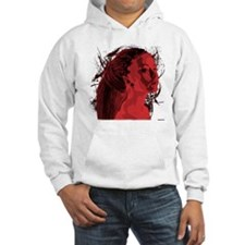 tipacoidreadROSSSO Hoodie