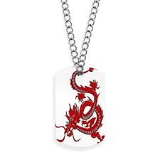 Red-Dragon Dog Tags