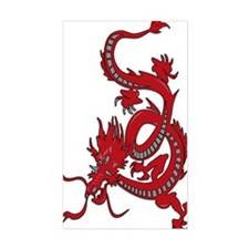 Red-Dragon Decal