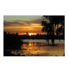 Lowcountry Sunset Postcards (Package of 8)