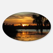 Lowcountry Sunset Decal