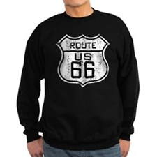 Route66_Distressed Sweatshirt