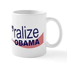NEWTralize Obama 2012 1 Mug