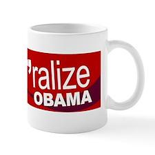 NEWTralize Obama 2012 3 Mug