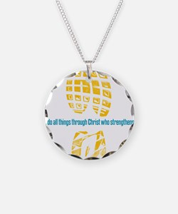 413 running back Necklace