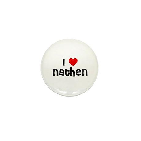 I * Nathen Mini Button (10 pack)