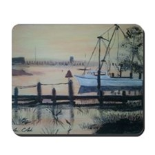Tighlman sunset Mousepad