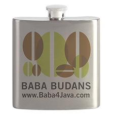 BB-CafePress-BlackText Flask