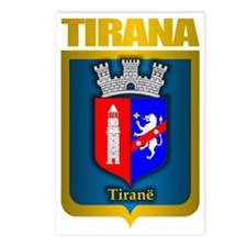 Tirana Gold Postcards (Package of 8)