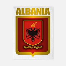 Albania Steel (shirt) Twin Duvet