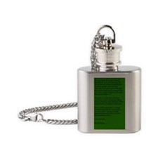 Book back cover final Flask Necklace
