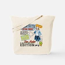 AdamSmithHand Tote Bag