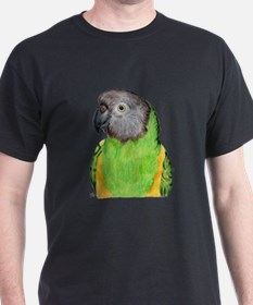 Profile of a Senegal T-Shirt