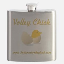 Volley Chick Flask