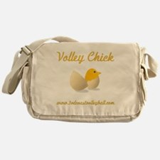 Volley Chick Messenger Bag