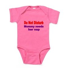Do Not Disturb Baby Bodysuit