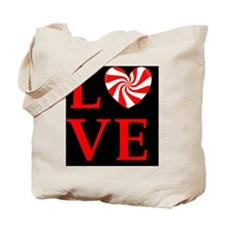 love peppermint_candyd Tote Bag