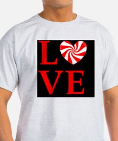 love peppermint_candydbutkey T-Shirt