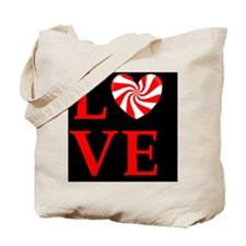 love peppermint_candydbut Tote Bag
