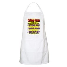 Customer Service 101 Apron