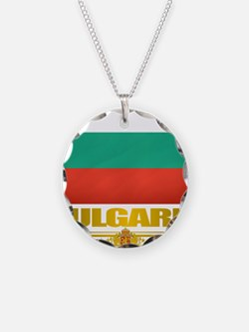Bulgaria (Flag 10) Necklace