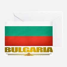 Bulgaria (Flag 10) Greeting Card