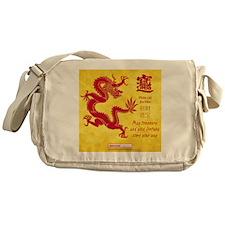 Dragon 2012 Messenger Bag