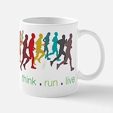 think.run.live Mug