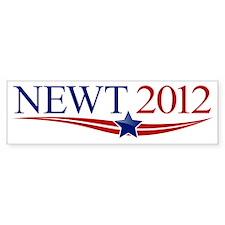 newt_no-margin2012 Bumper Sticker
