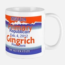Gingrich Nevada Small Small Mug