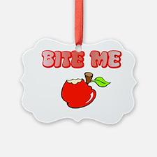 Bite_me_th Ornament