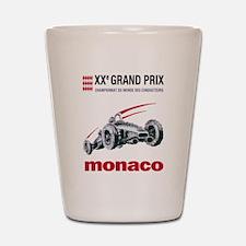monaco2 Shot Glass