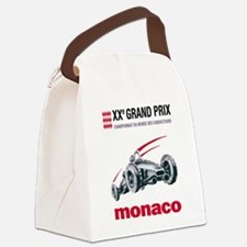 monaco2 Canvas Lunch Bag