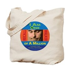 One of a Million button Tote Bag